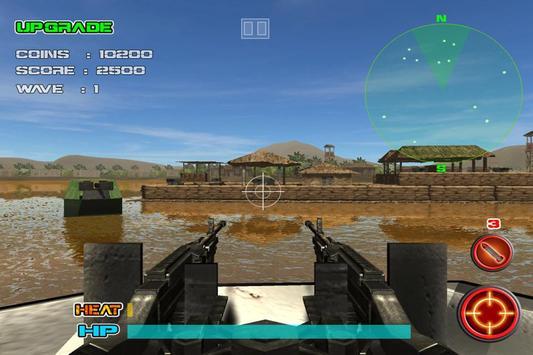 PT Boat Gunner Vietnam apk screenshot