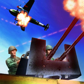 WWII Defense Shooting Game icon