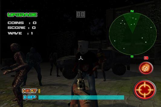 3D Zombie Killer apk screenshot