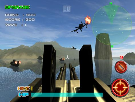 Allied WWII Navy Gunner apk screenshot