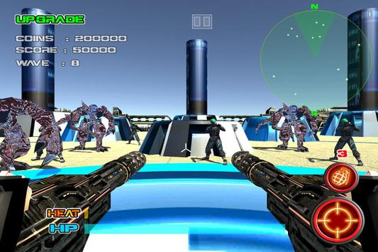 Awakening Aliens 3D Assault apk screenshot