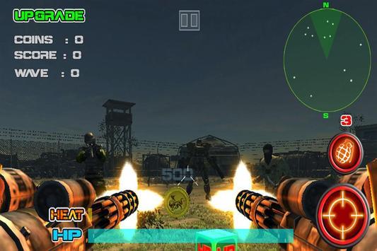 Army Assault Strike Force 3D apk screenshot
