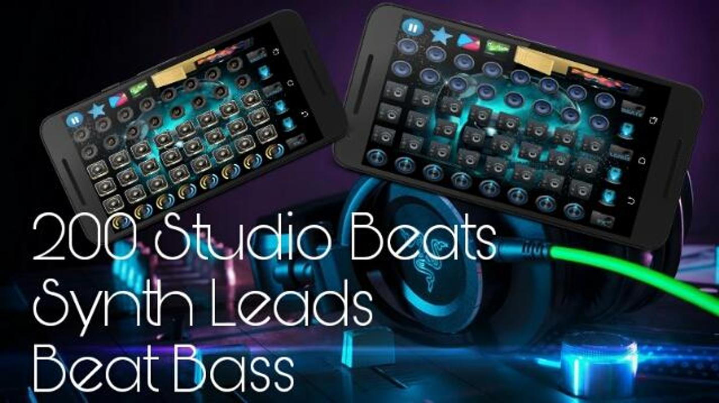 techno music beat maker for android apk download. Black Bedroom Furniture Sets. Home Design Ideas