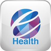 الصحة الإلكترونية 圖標