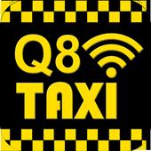 Q8 Taxi Driver icon