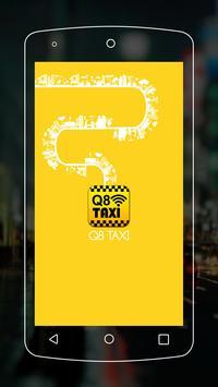 Q8 Taxi Driver poster