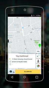 Q8 Taxi Driver screenshot 4