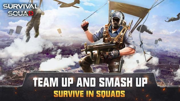 Survival Squad Cartaz