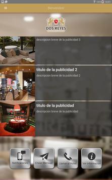 Hotel Dos Reyes apk screenshot