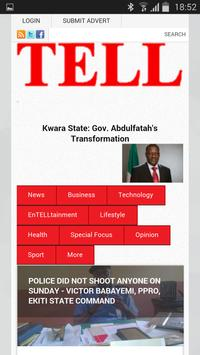 Nigeria Newspapers screenshot 5