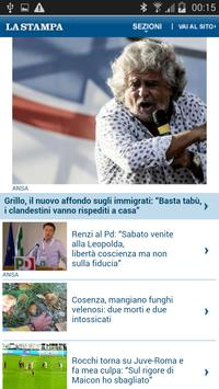 Italian Newspapers and News apk screenshot