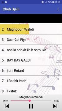 أغاني الشاب جليل - Cheb Djalil poster