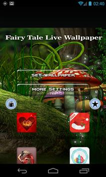Fairy Tale Live Wallpaper poster