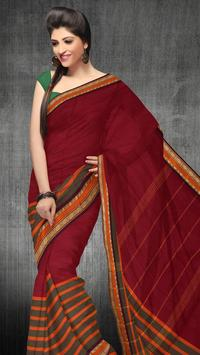 Women Saree Photo Montage screenshot 3