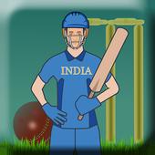 Cricket Dress Up icon