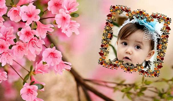 Flower Photo Frame screenshot 5