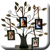 Tree Collage Photo Maker icon
