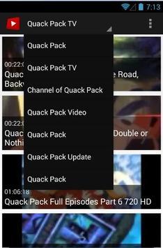 Channel Of Quack Pack screenshot 3