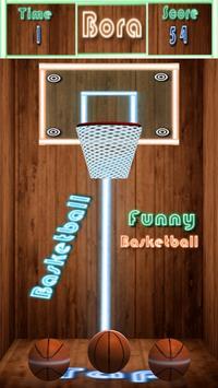 3D Crazy Basketball Game apk screenshot