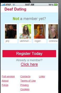 single deaf dating site