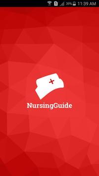 Nursing Guide App poster