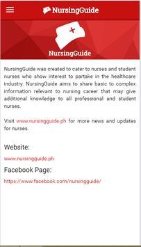 Nursing Guide App apk screenshot
