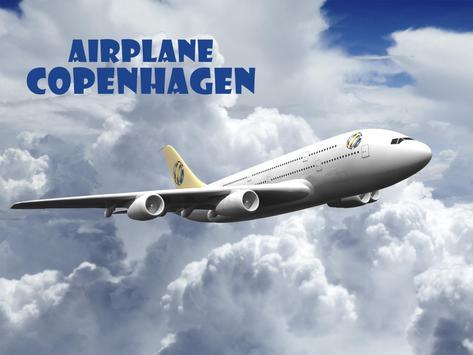 Airplane Copenhagen apk screenshot