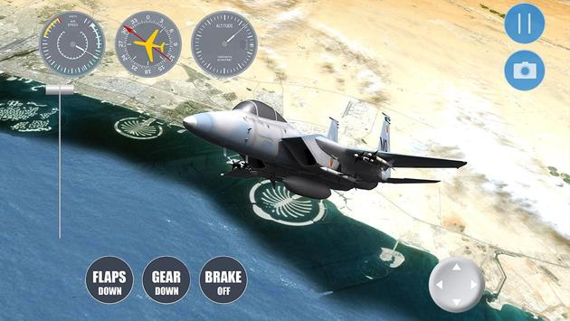 Airplane Dubai apk screenshot