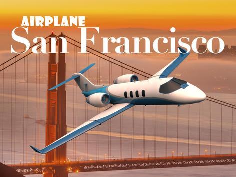 Airplane San Francisco screenshot 5