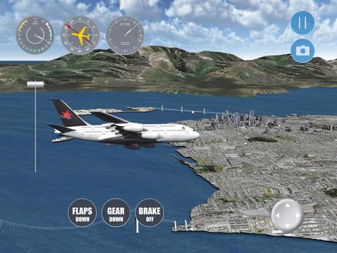 Airplane San Francisco screenshot 6