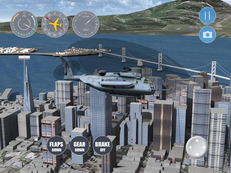 Airplane San Francisco screenshot 13
