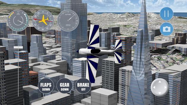 Airplane San Francisco screenshot 2