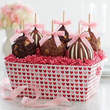 Valentine Gift Basket captura de pantalla 1