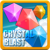 Crystal Blast Free icon