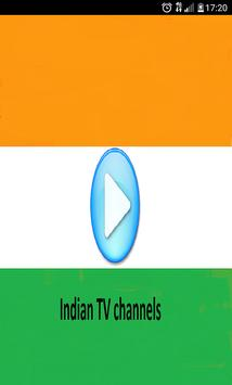 Indian TV channels poster