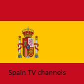 Spain TV channels icon