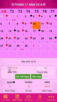 Lich Van Nien 2018 Plus screenshot 1