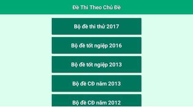 De thi Vat Ly THPT 2017 screenshot 5