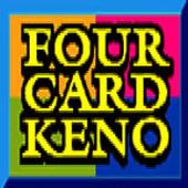 Four Card Keno- Free icon