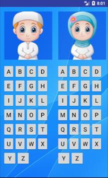 Muslim Baby Names and Meanings ( Islamic Names ) apk screenshot