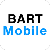 BART Mobile App icon