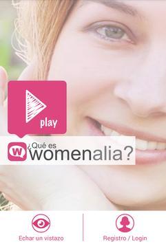 Womenalia poster