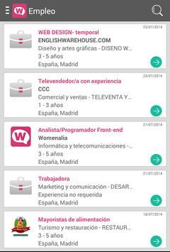 Womenalia apk screenshot