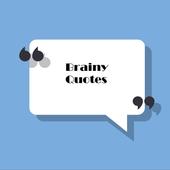 Brainy Quotes icon
