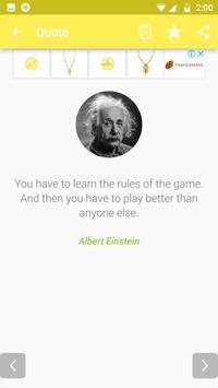 Brainy Quotes screenshot 3