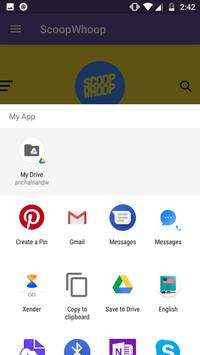 ScoopWhoop App (unOfficial) screenshot 3