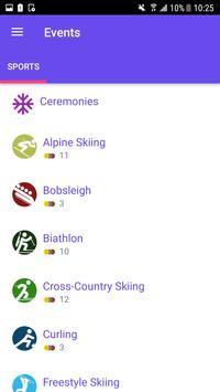 Pyeongchang Gold - 2018 Winter Games screenshot 1