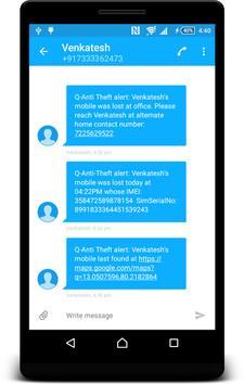 Q-Anti Theft Alarm screenshot 4