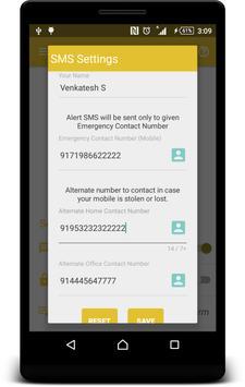 Q-Anti Theft Alarm screenshot 6