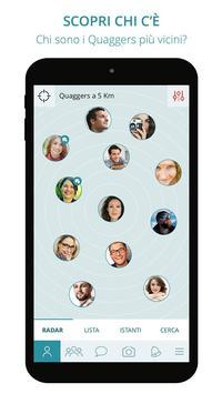 Quaggers – Interesting People apk screenshot